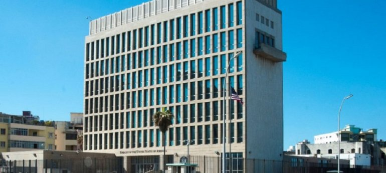 Congresistas De EEUU Visitan Cuba Para Abordar Los Ataques A Diplomáticos.