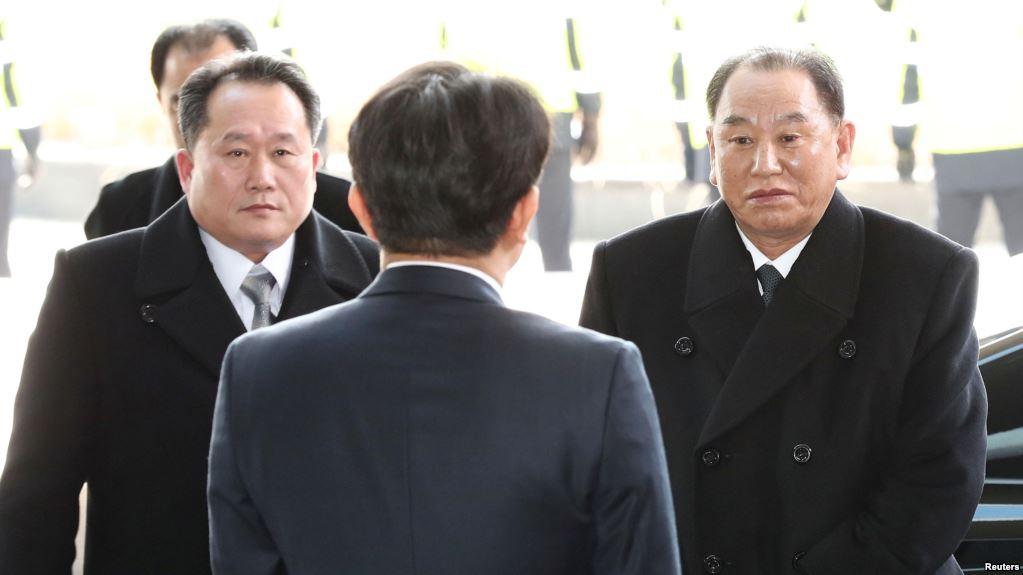 """Corea Del Sur: """"Corea Del Norte Dispuesto Al Diálogo Con EE.UU."""""""