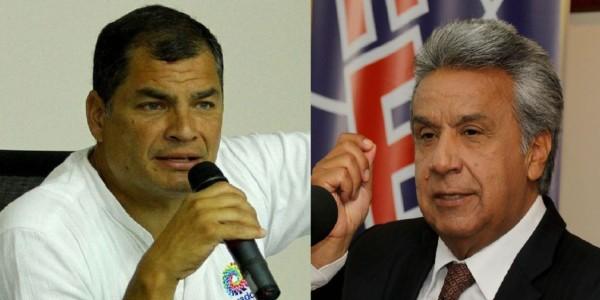 Ecuatorianos Decidieron Respaldar Al Presidente Moreno Y Dejar De Lado A Rafael Correa.