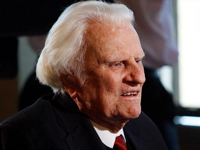 Billy Graham Muere A Los 99 Años De Edad.