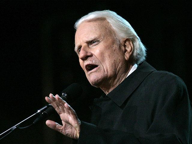 Funeral De Billy Graham Tendrá Lugar Bajo Una 'Catedral De Lona' El 2 De Marzo.