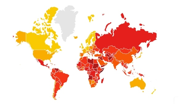 Venezuela, último De América Latina Y Entre Los 12 Peores Países Del Mundo En El Ranking De Percepción De La Corrupción.