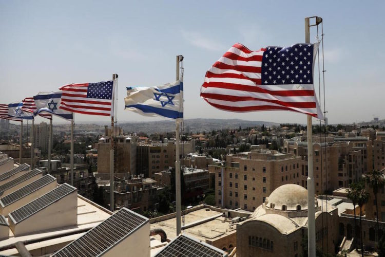 EEUU Trasladará Embajada Hacia Jerusalén El Próximo 14 De Mayo.