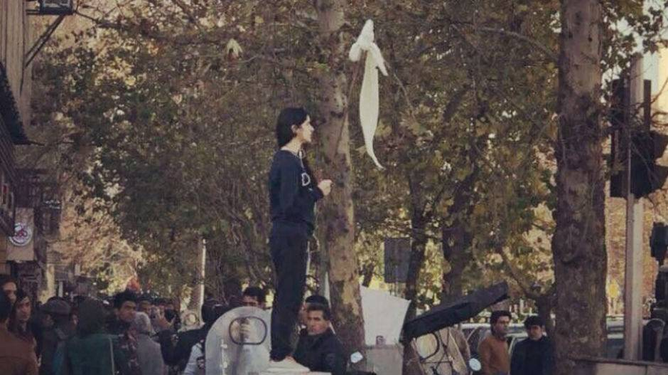 El Infierno De Ser Mujer En Irán.