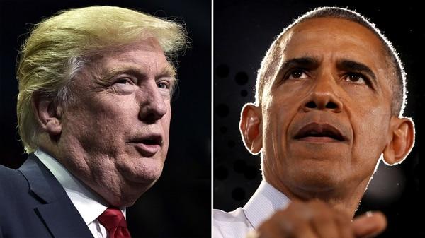 Donald Trump Insta A Su Fiscal General A Investigar A Obama Por La Injerencia Rusa.