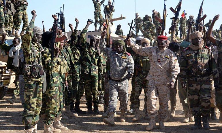 Presidente De Nigeria Reconoce Nuevo Secuestro De 110 Niñas Por Boko Haram.