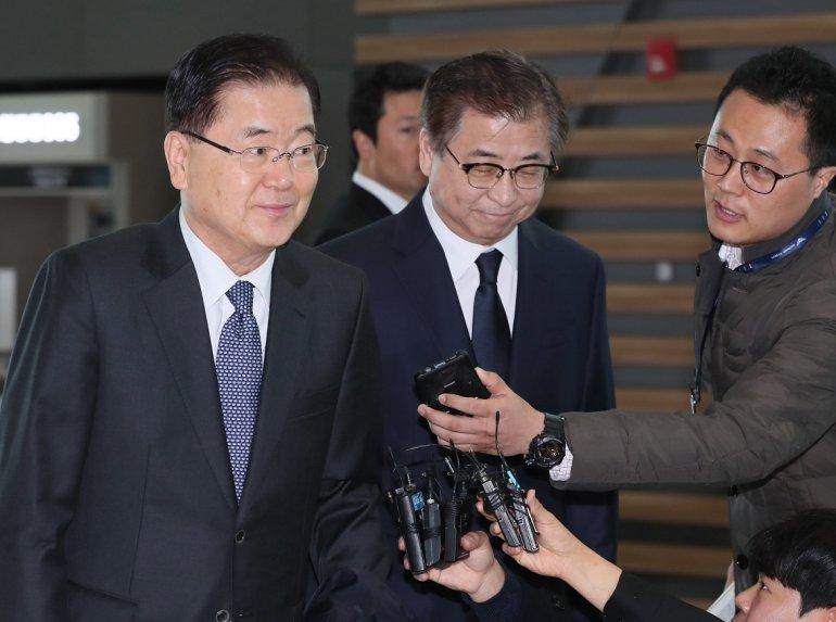 Trump Acuerda Reunirse Con Kim Jong-un, Dice Funcionario Surcoreano.