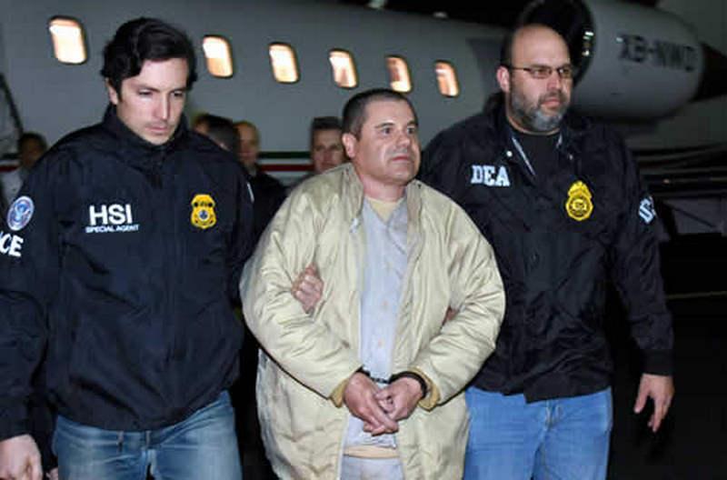 La Nueva Morada De 'El Chapo'