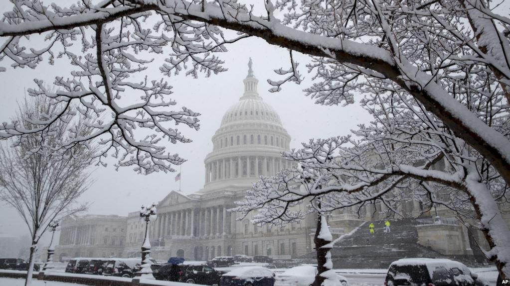 Congreso De EE.UU. Acuerda Presupuesto Por $1,3 Billones.