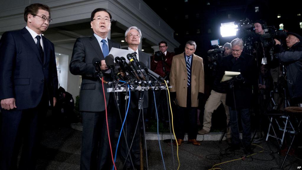 """Casa Blanca: EE.UU. Ha Hecho """"cero Concesiones"""" A Corea Del Norte."""