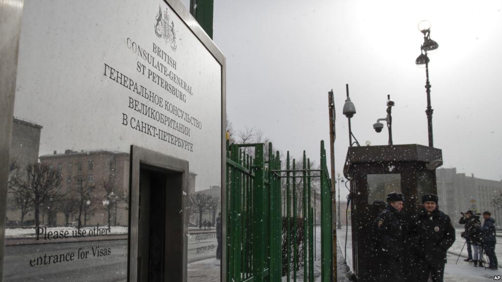 Rusia Expulsa A 23 Diplomáticos Británicos Por Caso De Espía.