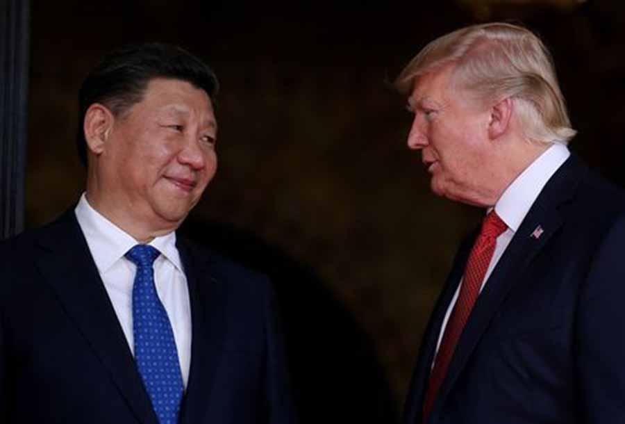 Trump Anuncia Sanciones Comerciales Para China.