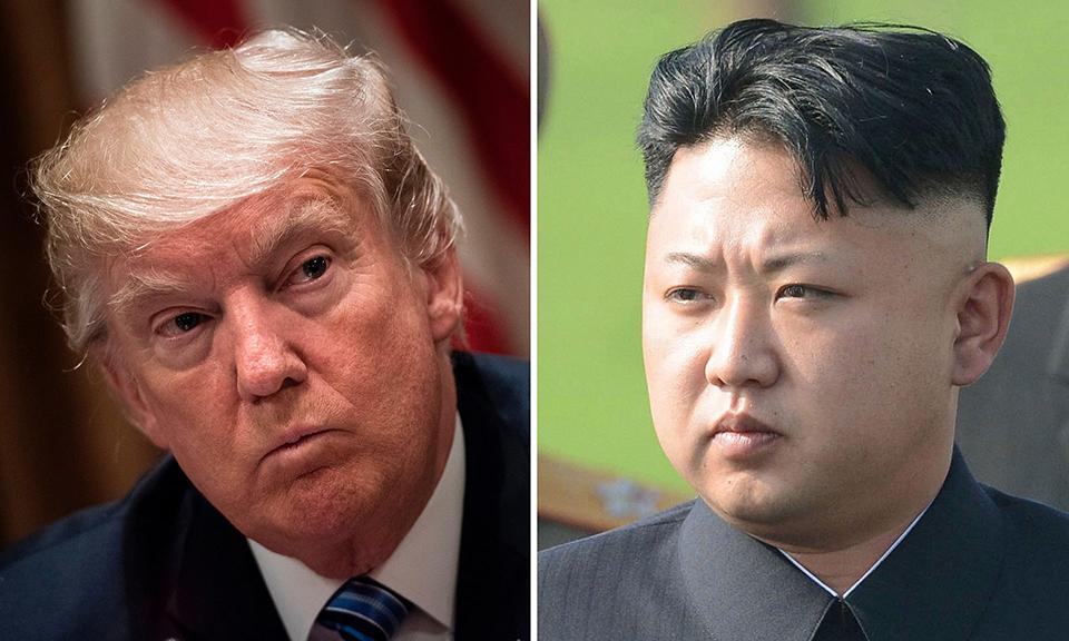 Donald Trump Y Kim Jong-un Celebrarán Una Reunión Histórica En Mayo.