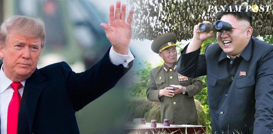 Trump, El Negociador Duro Que Puede Lograr La Distensión Con Kim Jong Un.