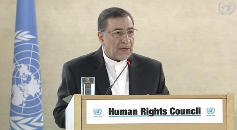 El Consejo De DDHH De La ONU No Puede Caer Más Bajo.
