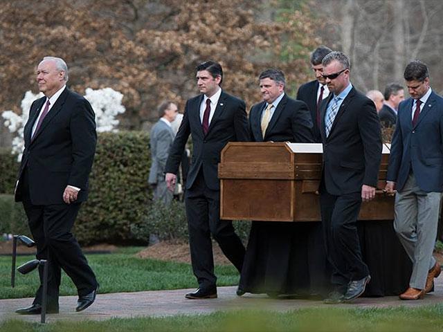 Honran A Billy Graham En El Capitolio De Estados Unidos – VIDEO