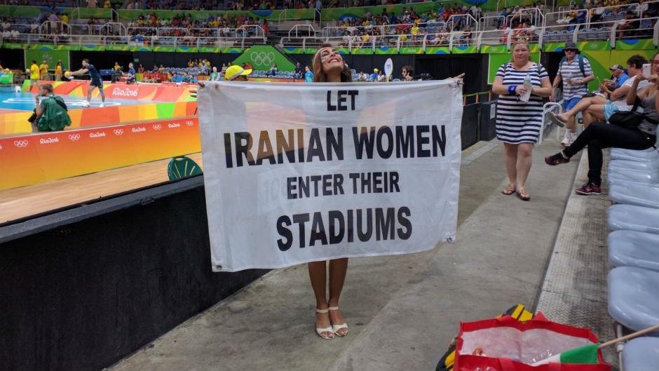 La FIFA Da La Espalda A Las Iraníes.