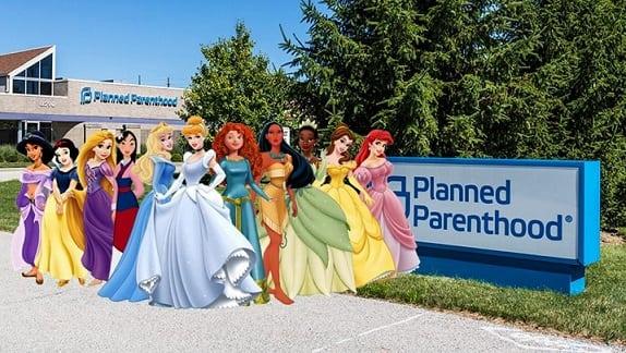 Planned Parenthood: 'Necesitamos Una Princesa De Disney Que Haya Tenido Un Aborto'