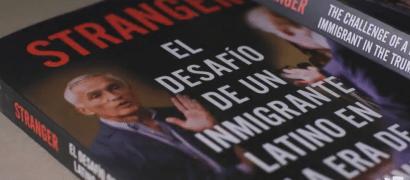El Extraño Libro De Jorge Ramos.