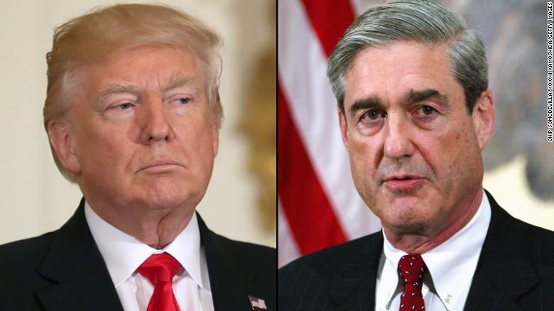 Trump Dice Que Investigación De Mueller Es Cacería De Brujas.