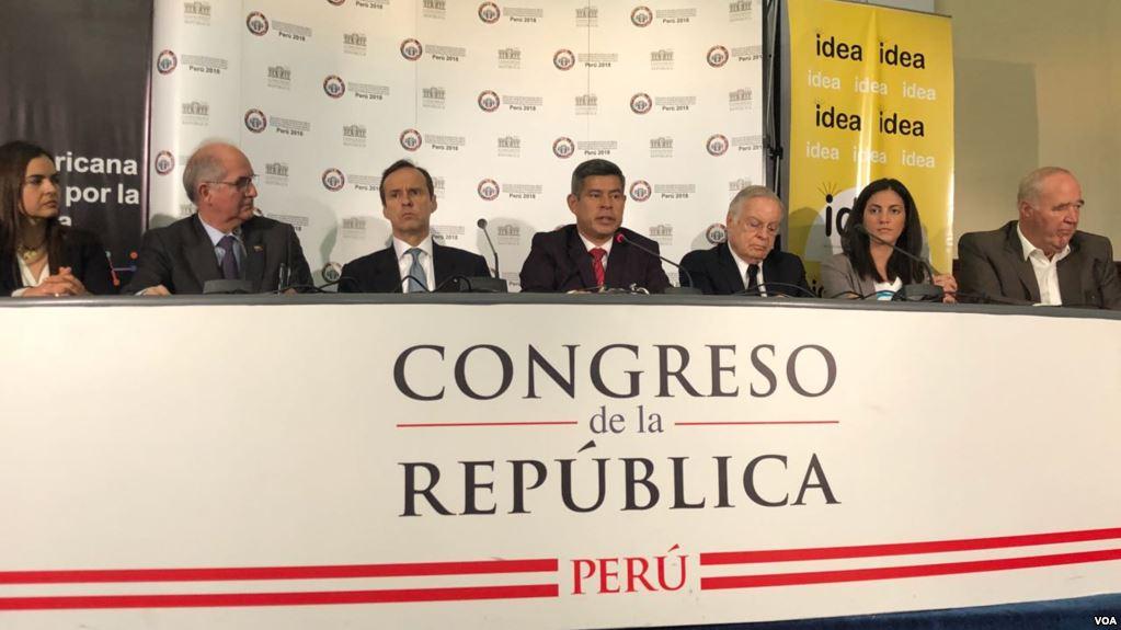 Expresidentes Latinoamericanos Exigen Desconocer Elecciones En Venezuela.