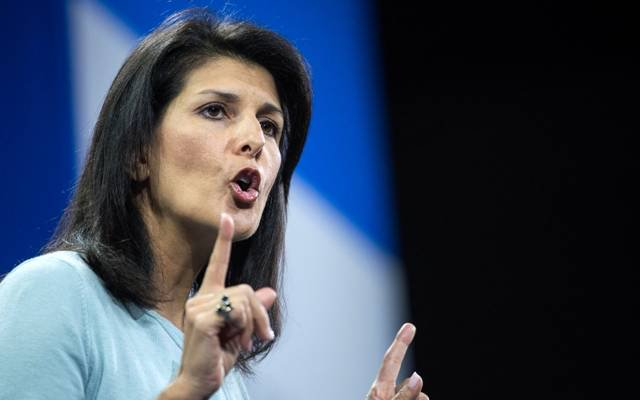 EE.UU Bloquea Un Nuevo Ataque De La ONU Al Ejército De Israel.