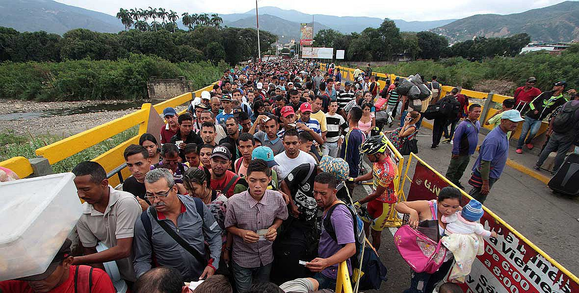 Administración Trump Ayudará A Refugiados Venezolanos.