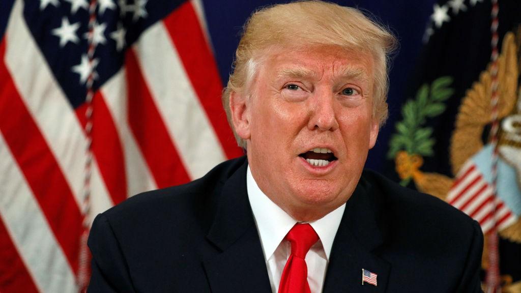Los Aliados De Estados Unidos Respaldan Las Amenazas De Trump A Siria.