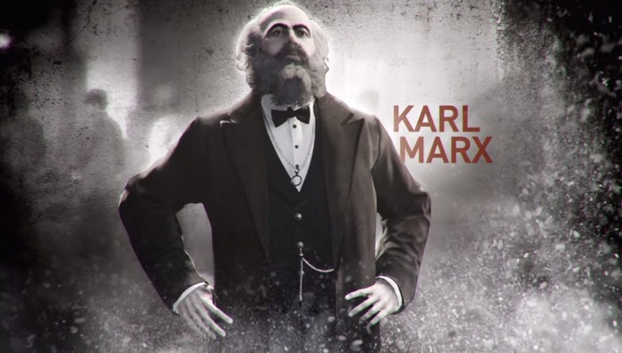 Assassin's Creed: Videojuego Que Idealiza A Karl Marx.