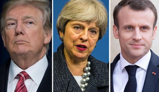 Estados Unidos Bombardea Siria En Coalición Con Francia Y Reino Unido.