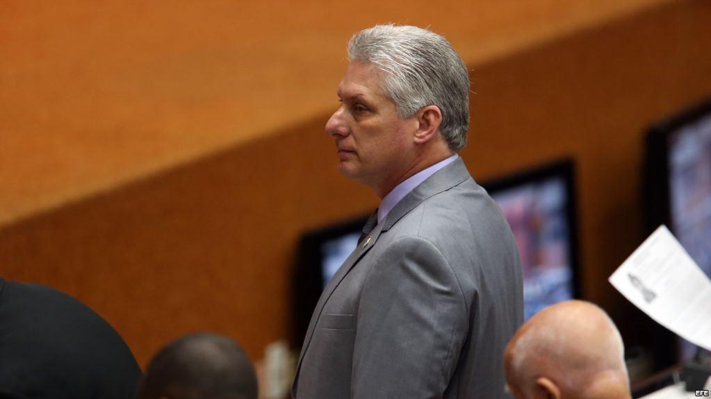 Asamblea Nacional entra en sesión para elegir a sucesor de Raúl Castro