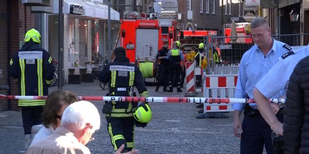 Un Hombre Atropella Y Mata A Cuatro Personas En Alemania; Luego Se Suicida.
