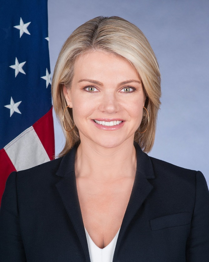 Image result for Heather Nauert
