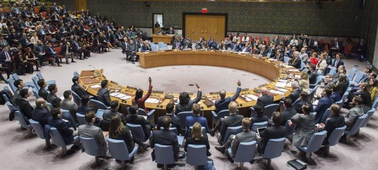 Consejo De Seguridad De La ONU Rechaza Resolución Rusa Que Condenaba Ataque Contra Siria.