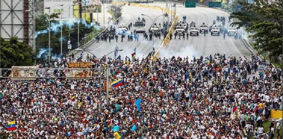 Un Año De Las Protestas Que Cambiaron La Historia De Venezuela: Los Caídos No Fueron En Vano.