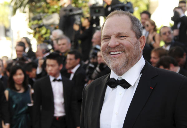 Productora Demanda A Weinstein, Lo Acusa De Abuso Sexual.