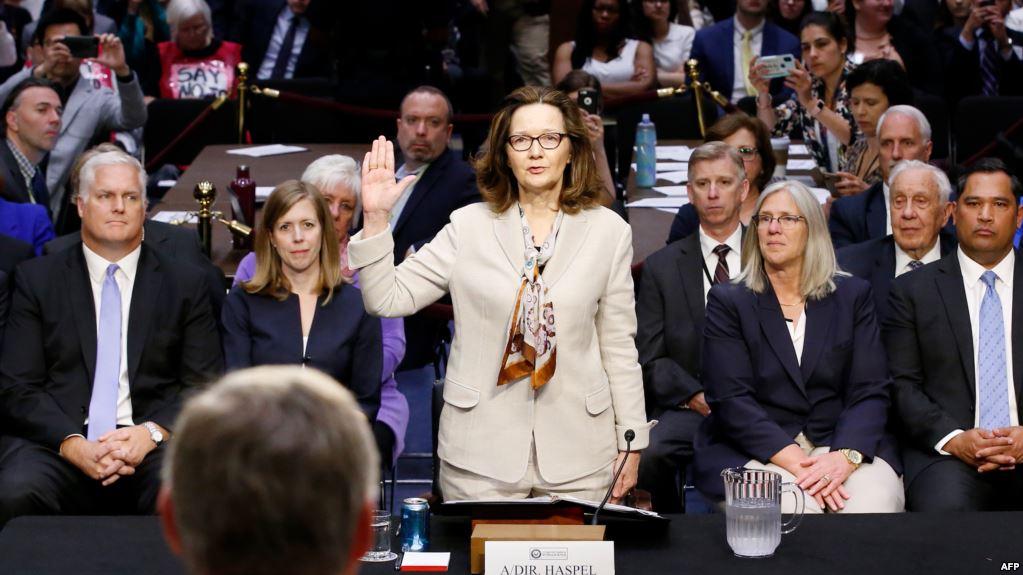 Comisión Del Senado Aprobará Haspel Para Dirigir La CIA.