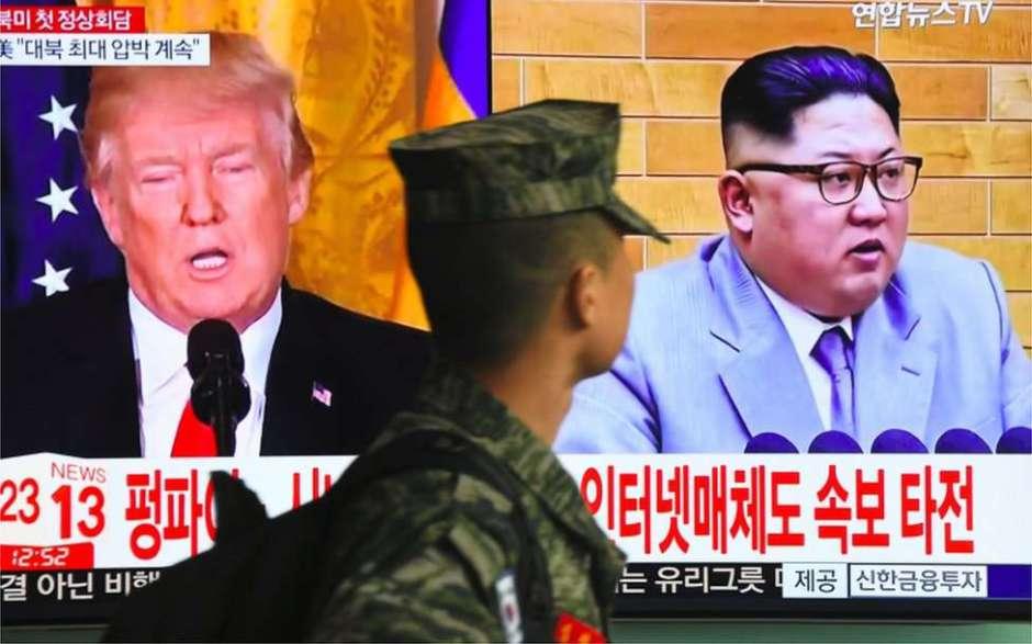 Trump Cancela Reunión Con Kim Jong-un.