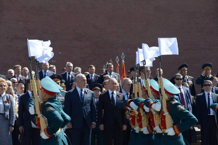Netanyahu Asiste A La Celebración Del Día De La Victoria En Rusia, Pero Irán Es El Verdadero Foco.