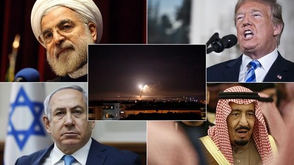 Cómo Queda Medio Oriente Tras La Decisión De Estados Unidos De Romper El Acuerdo Con Irán.