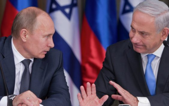 """Netanyahu No Titubeó En Moscú: """"Israel No Limitará Sus Acciones En Siria"""""""