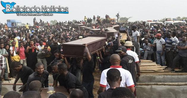 Nigeria. Asesinan A 19 Cristianos Mientras Oraban En La Iglesia.