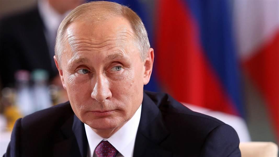 El Mito De Putin.