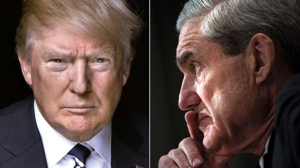 """Donald Trump Lamentó La Filtración De Las Preguntas Que Quiere Hacerle El Fiscal Robert Mueller: """"Inventaron Un Crimen Falso"""""""