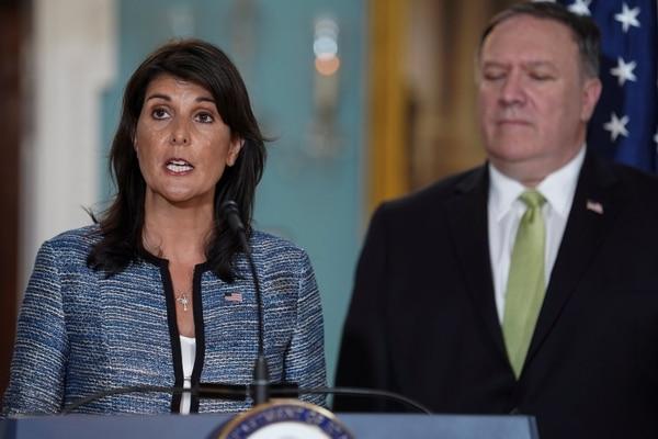 Los Tres Motivos Por Los Que Estados Unidos Decidió Retirarse Del Consejo De Derechos Humanos De La ONU.