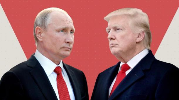 Trump Quiere Hablar De La Supuesta Injerencia Electoral Con Putin.