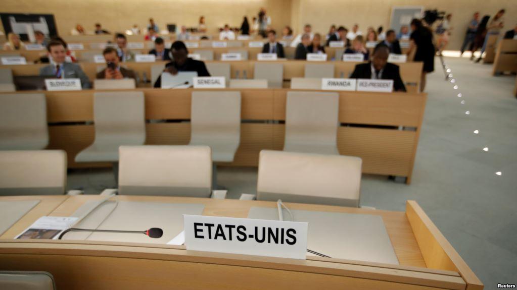 Consejo De Derechos Humanos De La ONU Vuelve Al Trabajo Sin EE.UU.