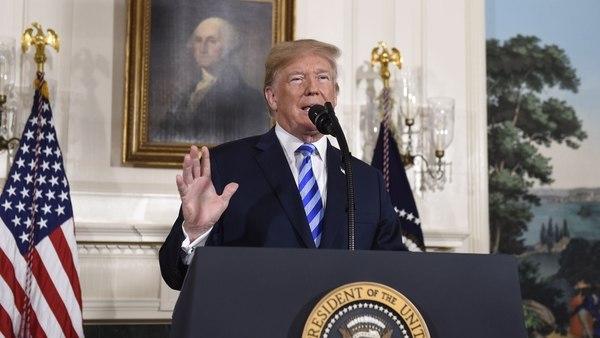 """Donald Trump Criticó A Los Padres Que Envían A Sus Niños A Cruzar La Frontera """"en Un Viaje Muy Peligroso"""""""