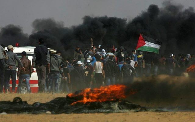 Informe: Irán Pagó A Las Familias De Los Manifestantes Muertos De Gaza.