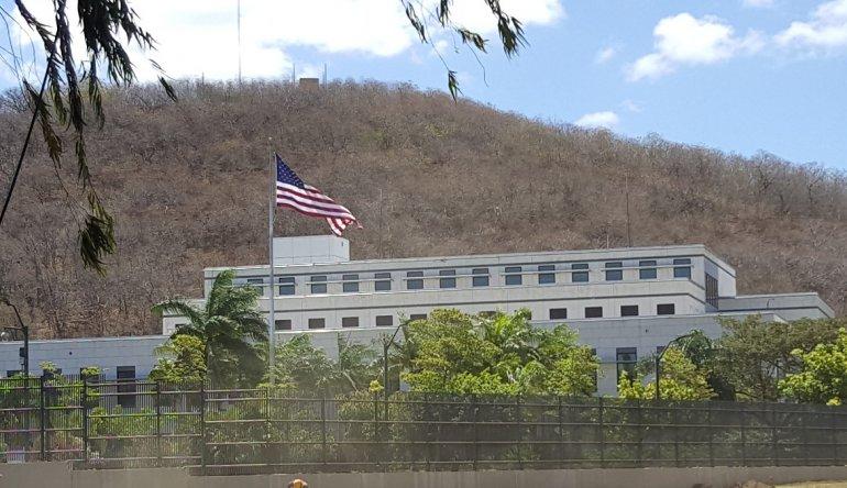 El Gobierno De EEUU Evacúa De Nicaragua A Su Personal No Esencial.